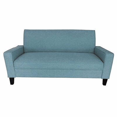 Loveseat Finish: Blue