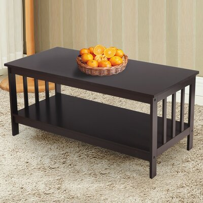 39 TV Stand Color: Brown