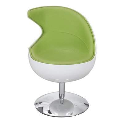 Leisure Lounge Chair Upholstery: Green