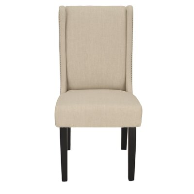 Fabric Side Chair Upholstery: Beige