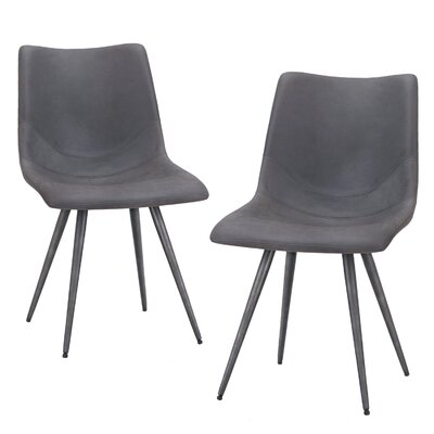Luxury Modern Side Chair (Set of 2)