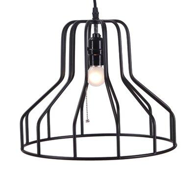 Radka Modern Metal Indoor 1-Light Inverted Pendant
