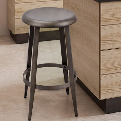26 Bar Stool Finish: Bronze
