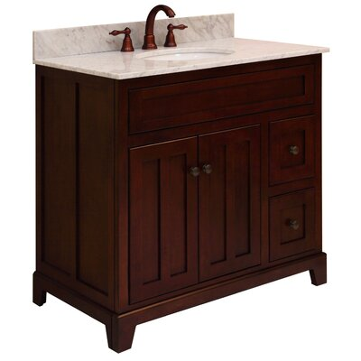 Grand Haven 36 Bathroom Vanity Base