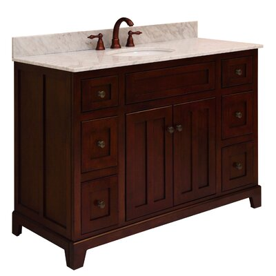 Grand Haven 48 Bathroom Vanity Base