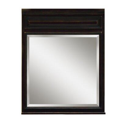 "Barton Hill Framed Mirror Size: 38"" H x 30"" W x 3.5"" D BH3038MR"