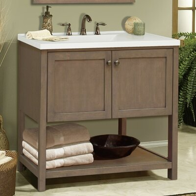 Aiden Bath 36 Bathroom Vanity Base