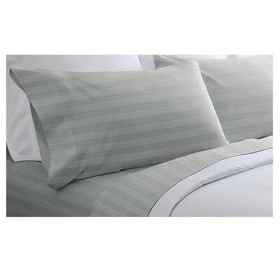 Spirit 4 Piece 400 Thread Count Cotton Sheet Set - Size: King Color: Gray