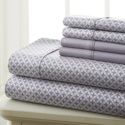 Prestige Home Sheet Set Size: Full