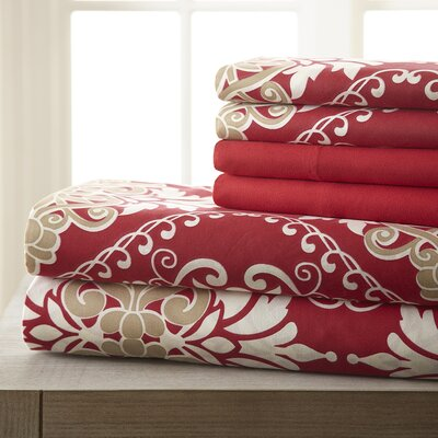 Judy 6 Piece Sheet Set Size: Full