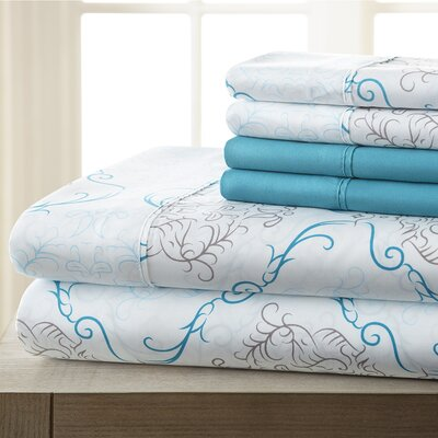 Aldridge 6 Piece Sheet Set