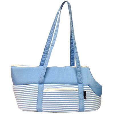 Malibu Pet Carrier Color: Blue