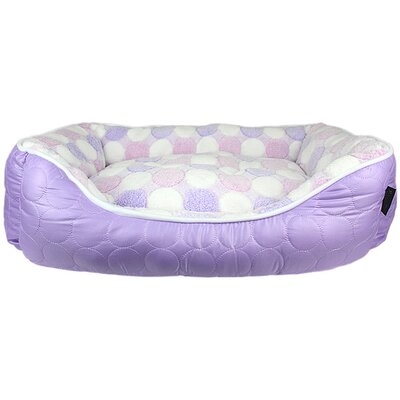 Cotton Candy Dog Bed