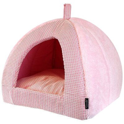 Strawberry Sorbet Dog House