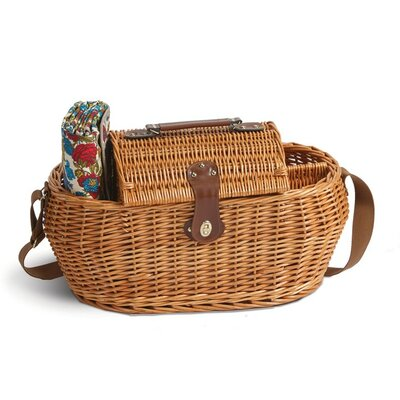 Waterloo 2 Person Deluxe Picnic Basket ACB-278FL