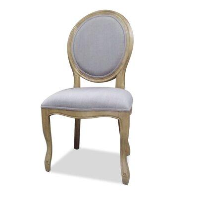 Parks Side Chair Finish: Oak