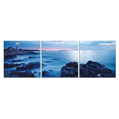 'Beacon of Hope' Photographic Print Multi-Piece Image on Canvas Size: 20