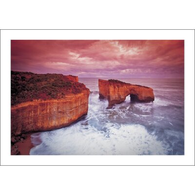 'Islands' Photographic Print on Wrapped Canvas Size: 20