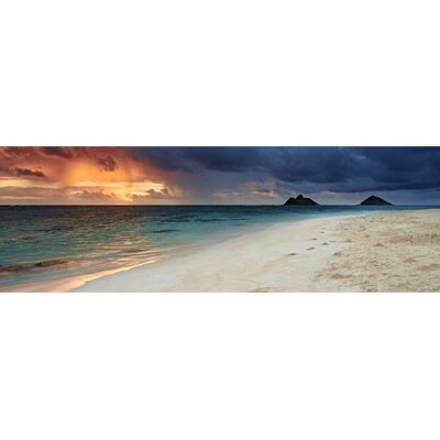 'Island Paradise' Photographic Print on Wrapped Canvas
