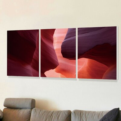 'Antelope' Graphic Art Print Multi-Piece Image on Canvas