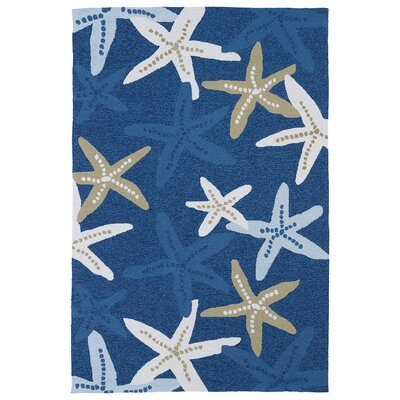 Gordon Indoor/Outdoor Area Rug Rug Size: Rectangle 76 x 9