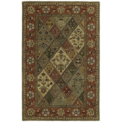 Kaleen Mystic William Garden Ivory Rug | Wayfair