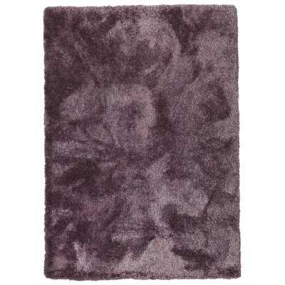 Bieber Lilac Area Rug Rug Size: Rectangle 8 x 10