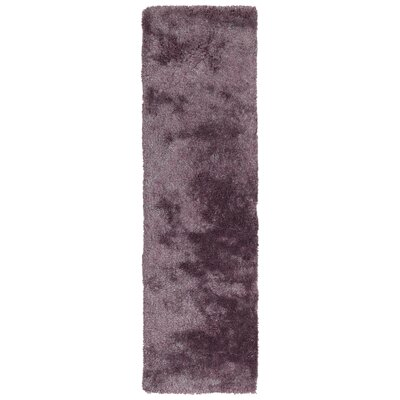 Bieber Lilac Area Rug Rug Size: Runner 23 x 8
