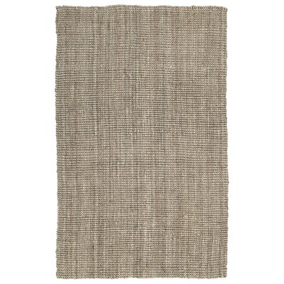 Essential Boucle Brown Area Rug Rug Size: 8' x 10'