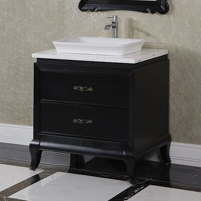 WB 32 Single Bathroom Vanity Set