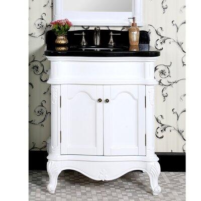 WB 30 Single Bathroom Vanity Set