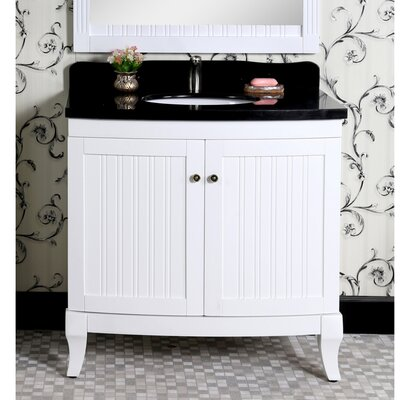 WB 36 Single Bathroom Vanity Set