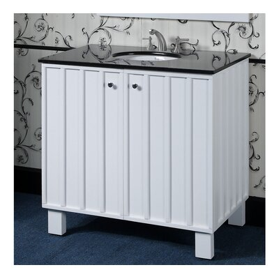 IN 31 Series 36 Single Sink Bathroom Vanity Set