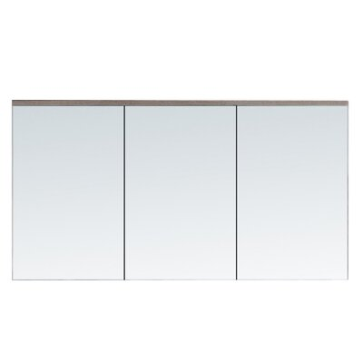 In Series 47.2 X 25.6 Surface Mount Medicine Cabinet