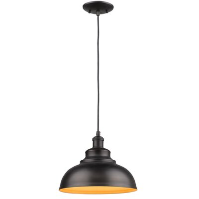 PL Series 1-Light Mini Pendant PL1081-BR