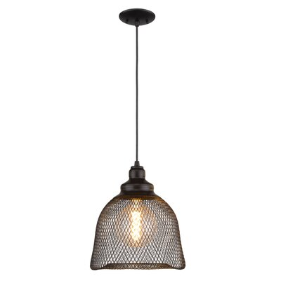 Free-collocational Mesh Enclosure Pendant Light