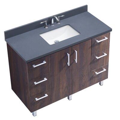 IN Series 48 Single Bathroom Vanity Set