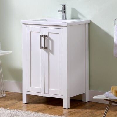 Hodgeman 24 Single Vanity Set