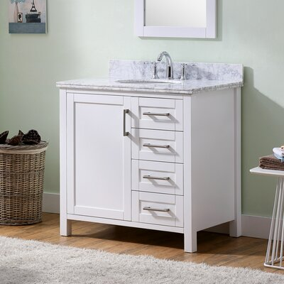 Hodgeman 36 Single Vanity Set