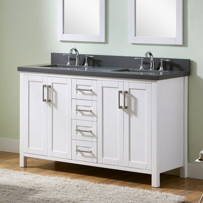 Hodgeman 60 Double Vanity Set