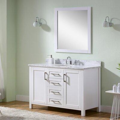 Hodgeman 48 Single Vanity Set with Mirror