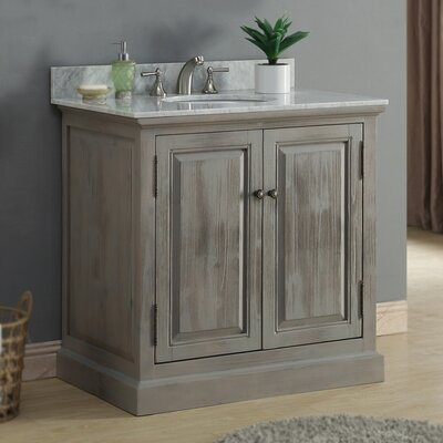 37 Single Bathroom Vanity Set