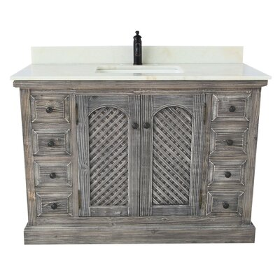 Coto Single Bathroom Vanity Set