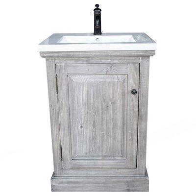 Bump 24 Single Bathroom Vanity Set