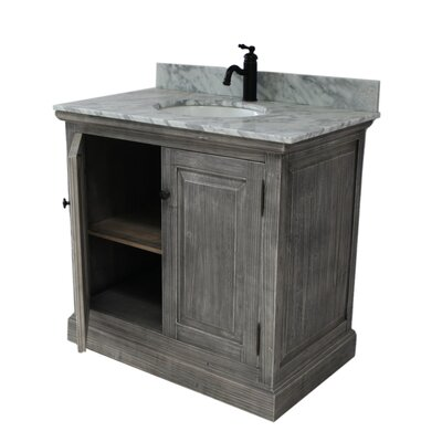 Rundelle 36 Single Bathroom Vanity Set