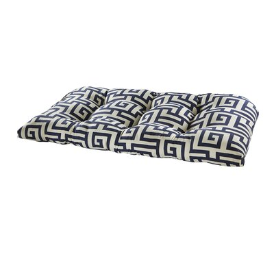 Terrasol Outdoor Sofa Cushion Fabric: Navy