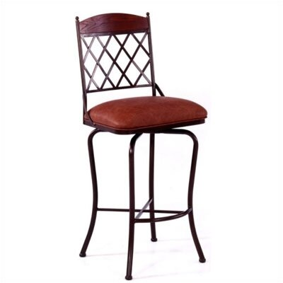 "No credit financing Madrid 34"" Extra Tall Barstool..."