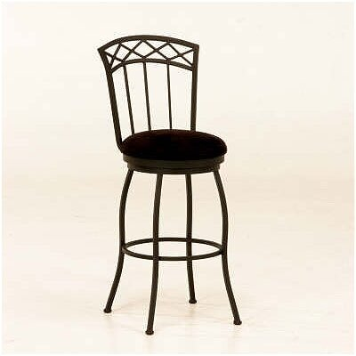 Bad credit financing Porterville Swivel Bar Stool - Matt...