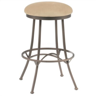 "Rent to own Chaucer 30"" Backless Bar Stool..."