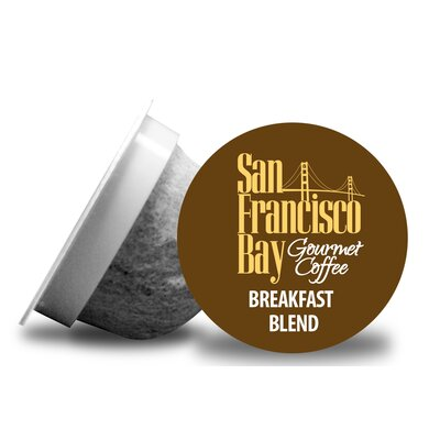 One Cup Breakfast Blend Single Serve Coffee (Pack of 120)